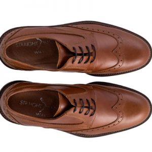 77f48dae18 Oxford Taba Δερμάτινα Παπούτσια – Straight Razor Way