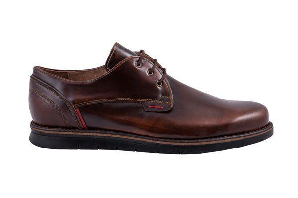 6d541be924 Snap Brown Δερμάτινα Παπούτσια – Straight Razor Way