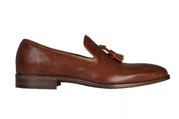 3598c377e6 Arsenal Blue Leather shoes – Straight Razor Way